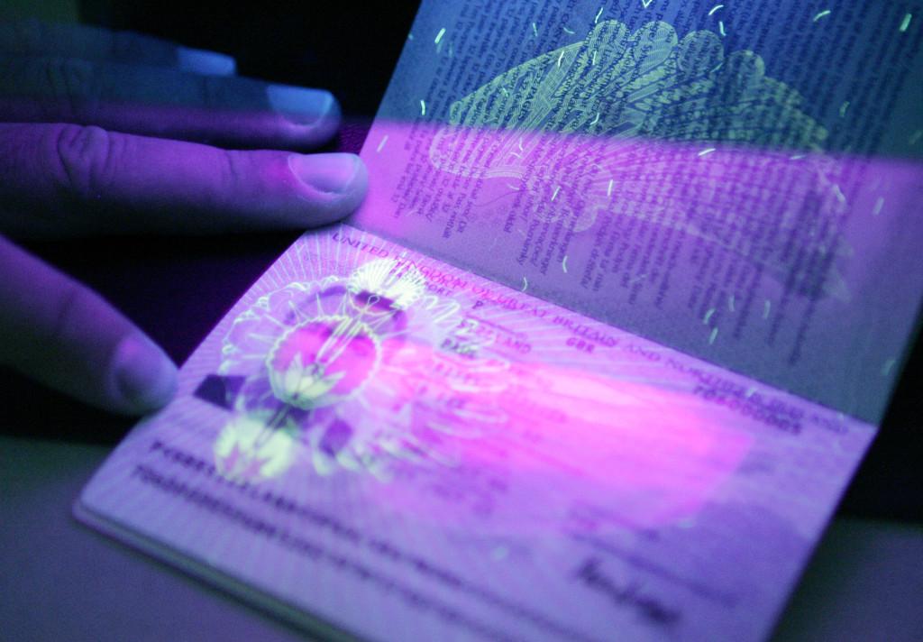 BRITAIN HIGH TECH PASSPORT