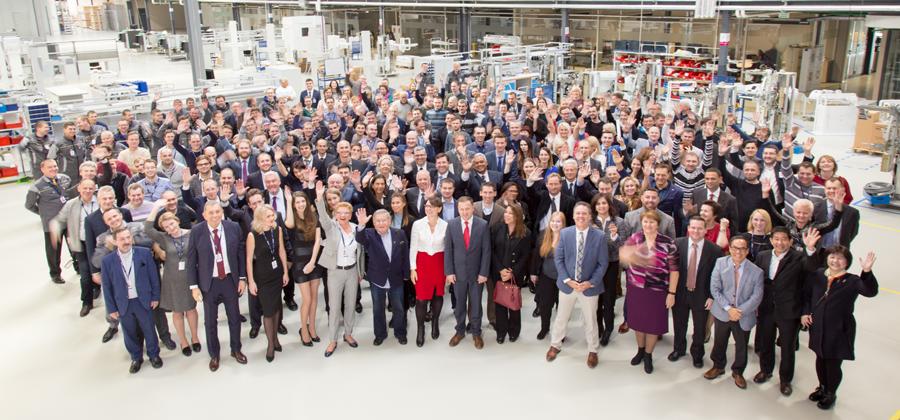 Открытие Центра высокотехнологичных инноваций компании ADANI