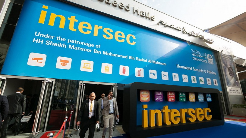 Выставка Intersec Dubai 2018